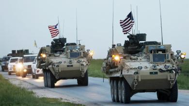 قوات أميركية في سورية