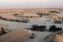 Photo of 10 صواريخ تستهدف أميركيين في قاعدة عين الأسد بالعراق
