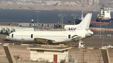 Photo of استعدادات لإغراق طائرة في خليج العقبة (صور)