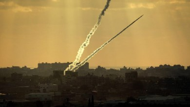 Photo of المقاومة في غزة تمطر مواقع إسرائيلية بـ150 صاروخا