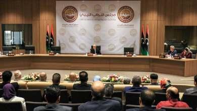 Photo of النواب الليبيون يتوافدون إلى القاهرة