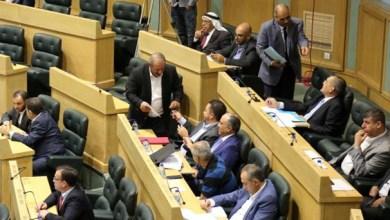 جانب من جلسة سابقة لمجلس النواب -(تصوير: أسامة الرفاعي)