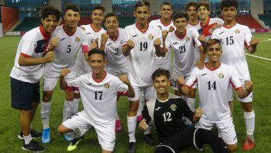 """Photo of """"الناشئين"""" يستهل مشواره في بطولة قطر بفوز كبير على المالديف"""