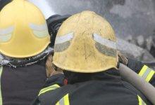 وفاة 4 أطفال وإصابة والدتهم في حريق منزل بالمفرق