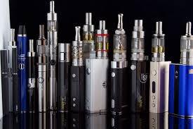 مجموعة منوعة من السجائر الالكترونية - أشيفية