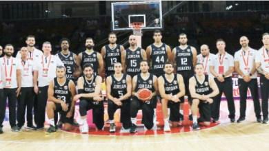 """Photo of المنتخب الوطني لكرة السلة يتقدم مركزا واحدا في تصنيف """"فيبا"""""""