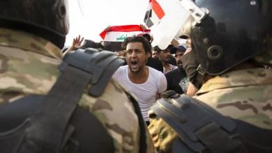 Photo of 50 قتيلا في يومين خلال احتجاجات العراق
