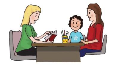 Photo of كيف يبني الآباء علاقة إيجابية مع معلمي أطفالهم؟