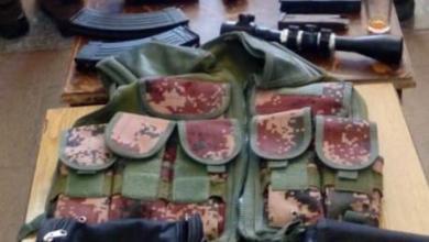 Photo of القبض على 7 مطلوبين وضبط أسلحة في البادية الشمالية