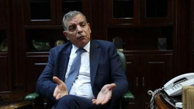 وزير الصحة الدكتور سعد جابر - تصوير: أسامة الرفاعي