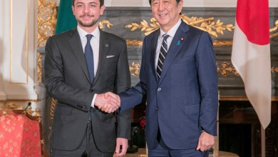 Photo of ولي العهد يلتقي رئيس الوزراء الياباني في طوكيو