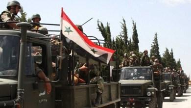Photo of القوات النظامية السورية تقترب من الحدود التركية