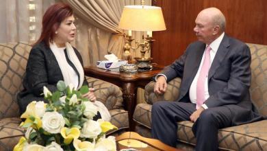 Photo of الفايز يلتقي سفيري العراق وهنجاريا لدى المملكة