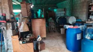 Photo of الزرقاء: إغلاق مشغل لتصنيع المنظفات بالشمع الأحمر