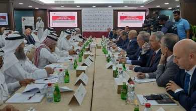 Photo of الكباريتي: قطر سوق واعد ونعمل على تذليل تحديات التبادل التجاري بين البلدين.