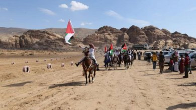 Photo of انطلاق فعاليات مهرجان البترا الأول للخيول