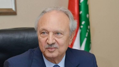 وزير المال اللبناني السابق محمد الصفدي