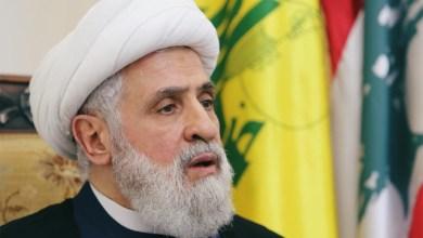 """Photo of """"حزب الله"""" يتهم أميركا بالتدخل في أزمة لبنان"""