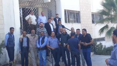 Photo of اضراب العاملين في مديريات زراعة الكرك