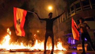 Photo of بعد شهر من احتجاجات لبنان ..تسلسل زمني لأبرز الأحداث