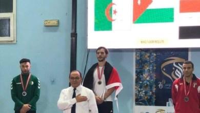 "Photo of ""الجمباز"" تعود بـ9 ميداليات ملونة من البطولة العربية"