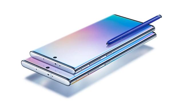 سامسونج  تستعد لإطلاق نسخة جديدة من هاتف Galaxy Note10+  - Alghad