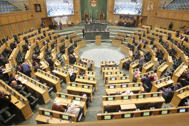 جانب من جلسة سابقة لمجلس النواب - (تصوير: ساهر قدارة)