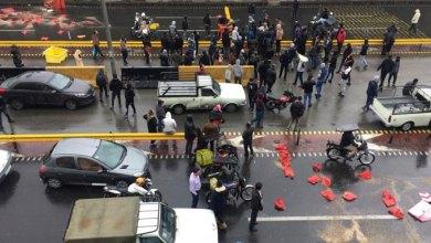 Photo of قتيل في إيران بتظاهرات ضد رفع أسعار البنزين