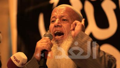القيادي في التيار السلفي عبد شحادة الطحاوي