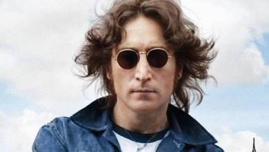 نظارات جون لينون في المزاد