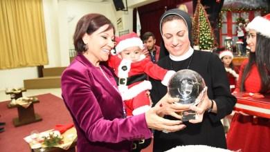 """Photo of العقبة.. """"راهبات الوردية """" تحتفل بالريستال السنوي المجيد بعنوان """"لوطني السلام"""""""