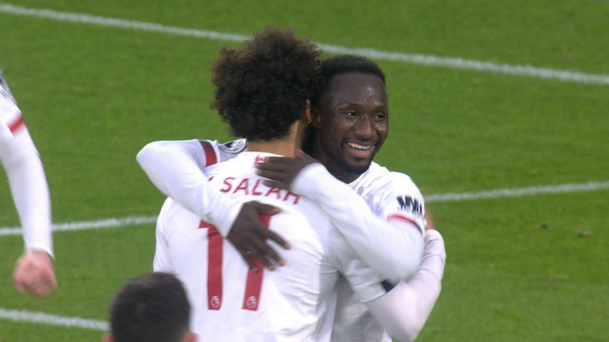 جانب من فيديو ليفربول