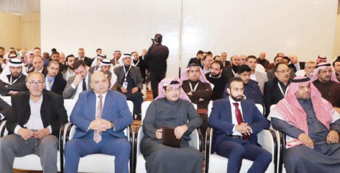 Photo of بحث التعاون التجاري مع العراق والسعودية في قطاعي الغذاء والإنشاءات