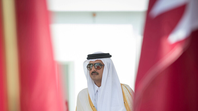 الأمير القطري