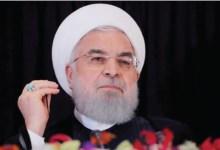 """Photo of روحاني يدعو الأوروبيين لتجنب """"التهديد"""" في أي تفاوض مع طهران"""