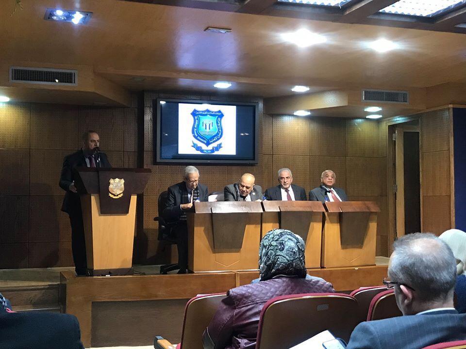 من الاجتماع السادس عشر للمؤسسات التابعة لاتحاد الجامعات العربية - من المصدر