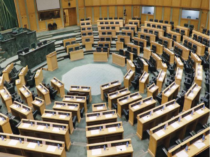 قاعة مجلس النواب