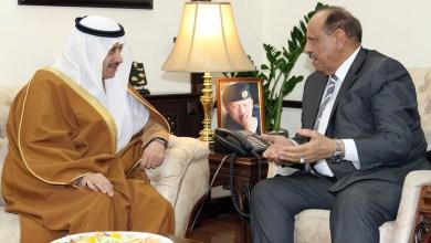 Photo of وزيرالداخلية يدعو لتفعيل التعاون مع السعودية لمنع أية اختراقات أمنية