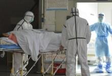 اطباء في الصين يتعاملون مع حالات مصابة بفيروس كورونا