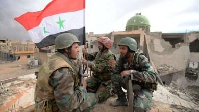 "Photo of 30 قتيلاً بمعارك بين الجيش السوري و""داعش"""