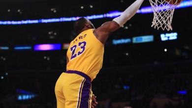 "Photo of ليبرون يتفوق على زايون وباكس يحقق فوزه الـ 50 بـ ""NBA"""