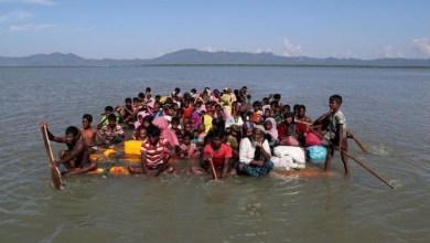 سفن اللاجئين الغرقى