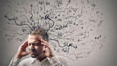 صورة تعبيرية للاضطراب العقلي