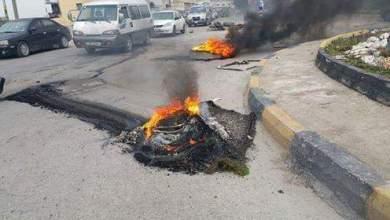 Photo of شغب في إربد بعد انتحار شخص صادرت البلدية بسطته (صور)