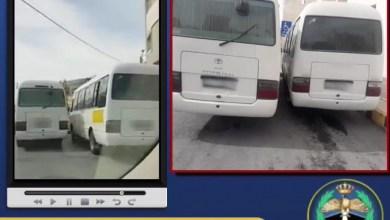 Photo of ضبط باصي كوستر عرضا حياة المواطنين في الزرقاء للخطر (فيديو)