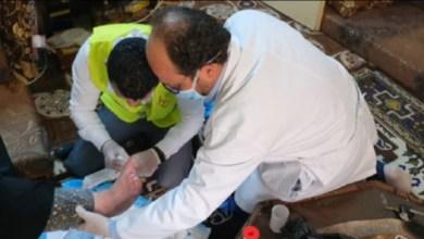 Photo of معان.. اطباء يعالجون طوعا كبار السن والمعاقين في منازلهم