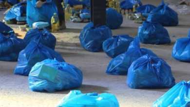 "Photo of الطفيلة: حملة "" يوميتهم علينا"" تؤمن ألف طرد غذائي للأسر العفيفة وعمال المياومة"