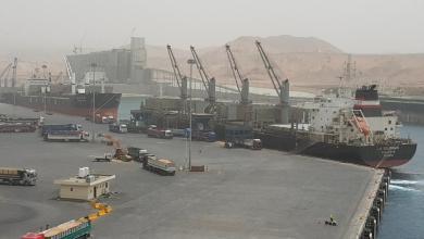 Photo of 15 باخرة ترسو على ارصفة الميناء الرئيس في العقبة