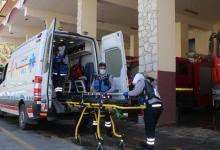 وفاة و6 إصابات بحادث تصادم في إربد