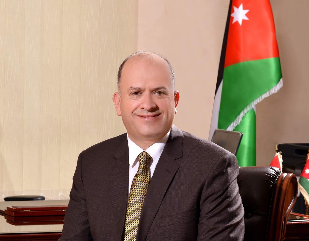 رئيس جامعة مؤتة، الدكتور ظافر الصرايرة،
